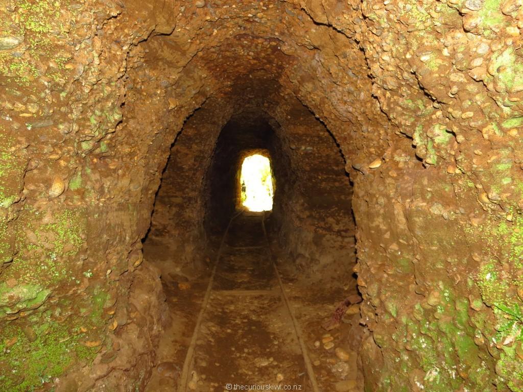Walk through some tunnels
