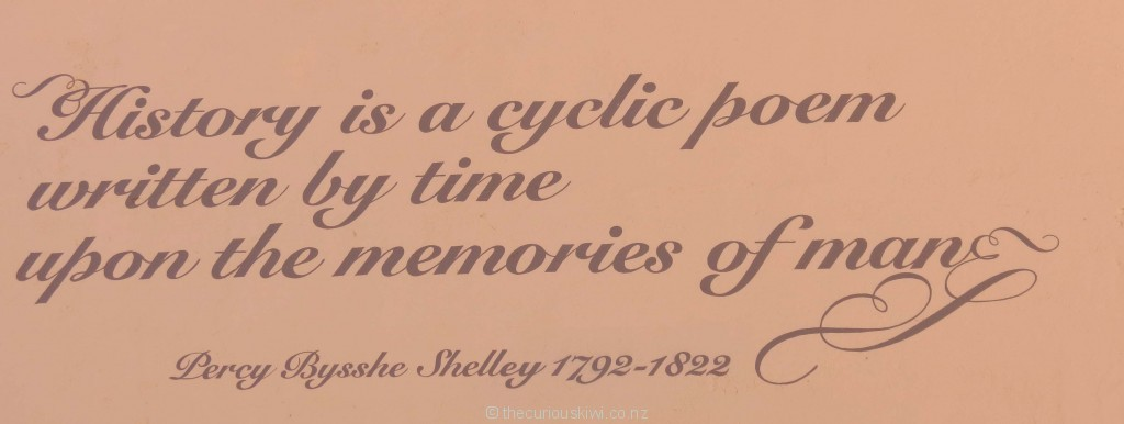 """""""Words by Percy  Bysshe Shelley"""""""