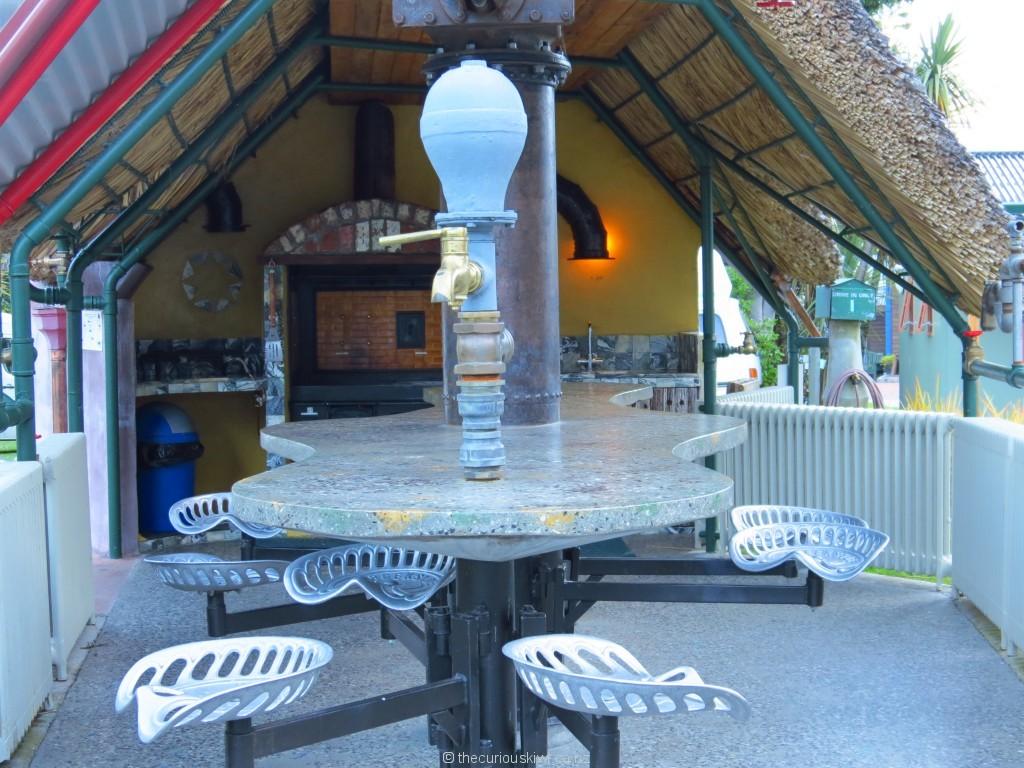Tapas Room BBQ Pavilion