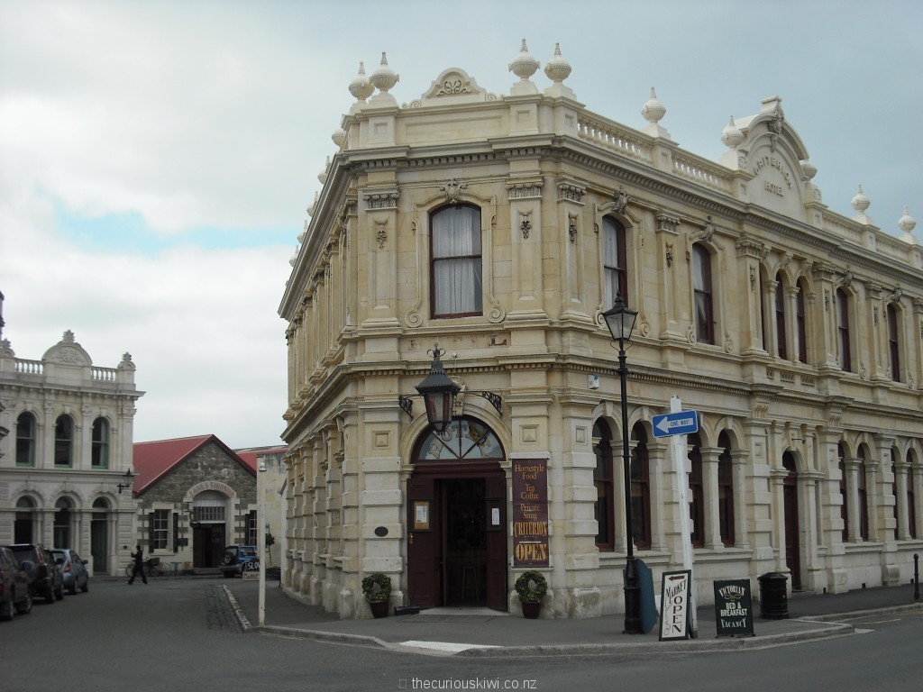 The Criterion Hotel, Oamaru