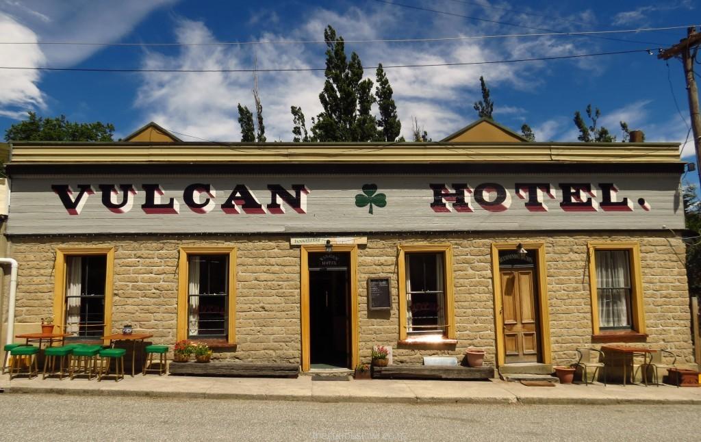 Vulcan Hotel, St Bathans