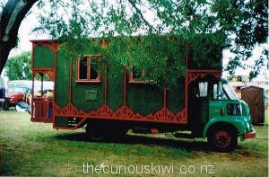 Spending the night in Wanganui
