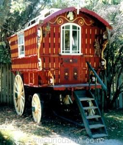 Sweet wagon on wheels