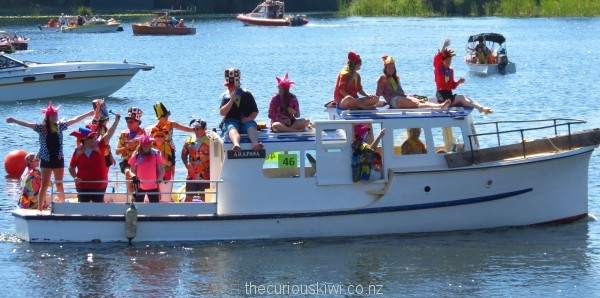 The Party Boat