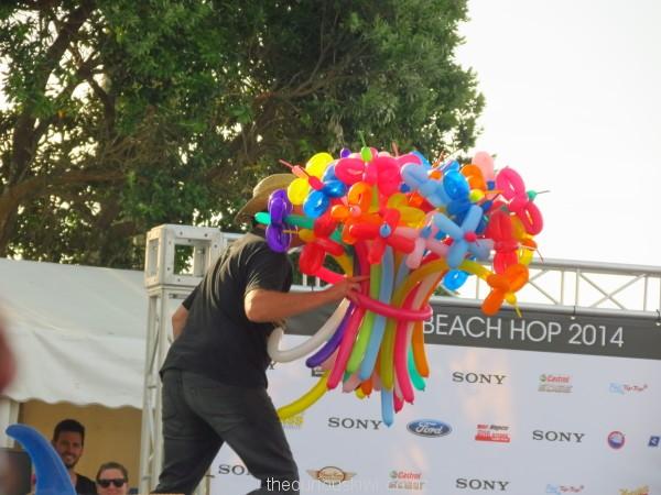 Bouquet for Robbie - Hop Idol winner 2014