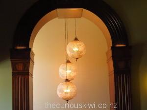 Art deco style lights