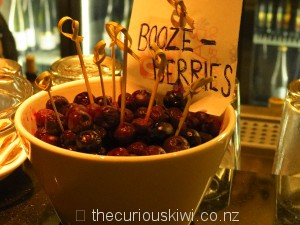 Booze berries