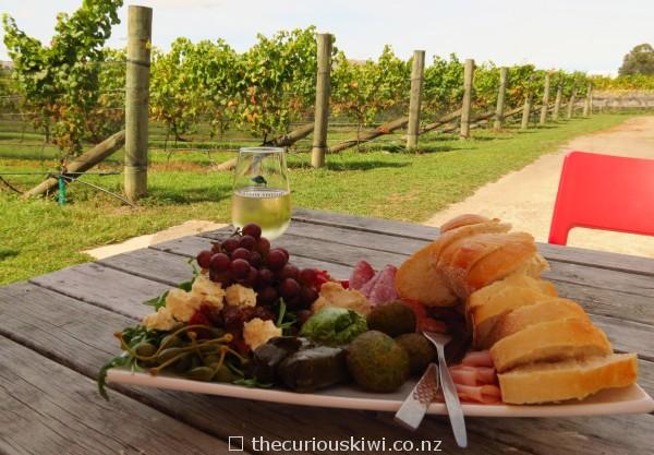 Martinborough - Margrain Vineyard