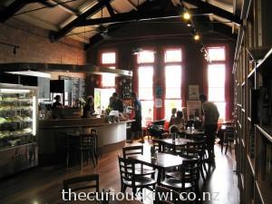 Muirs Bookshop Cafe