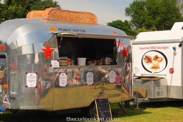 Pic's Peanut Butter caravan