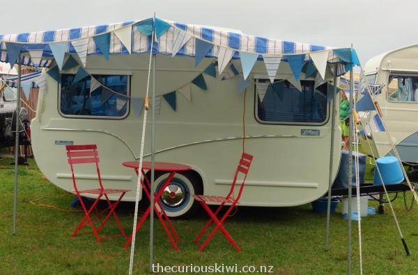 Beach Hop Retro Caravan Show 2015