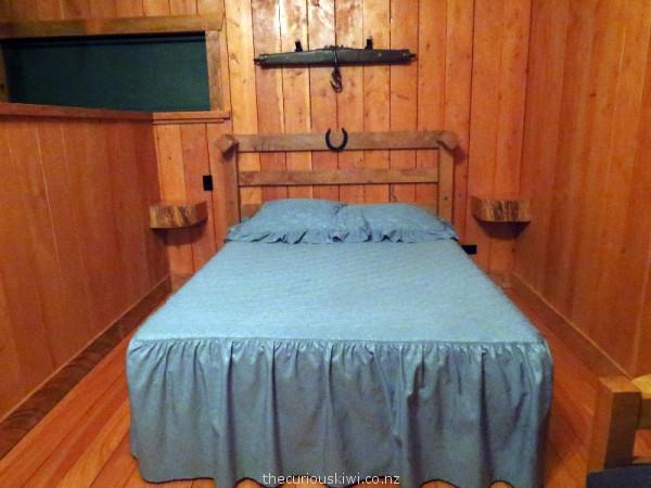 Simple but clever - inbuilt bedside tables