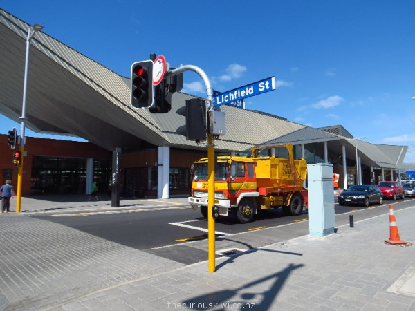 Christchurch Bus Interchange