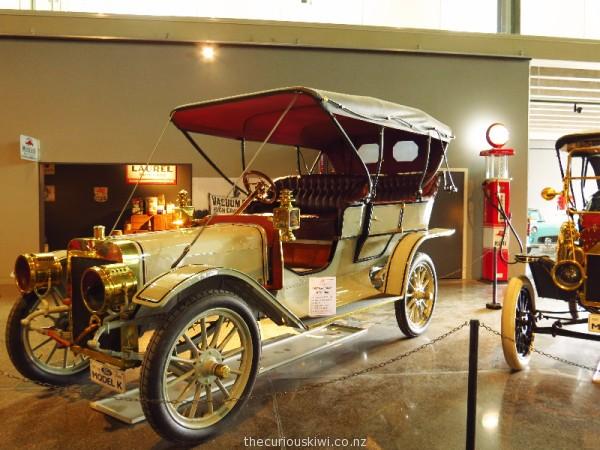 1907 Ford Model K Touring