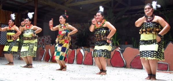 Cultural Show at Liku'alofa Beach Resort