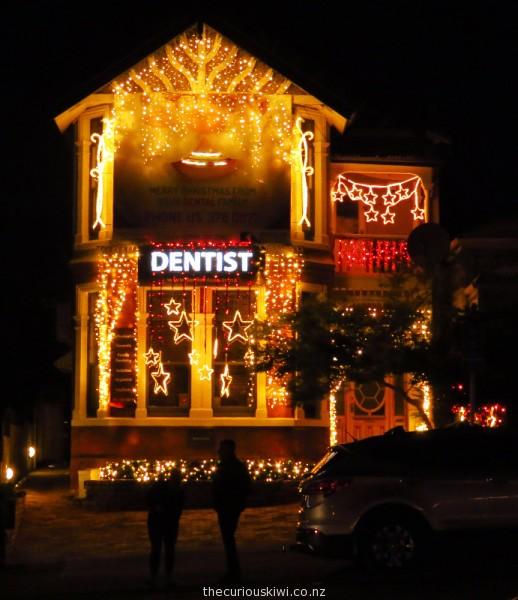 Franklin Road Christmas Lights