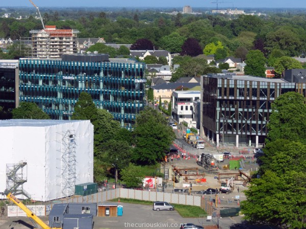 Photos over cathedral square christchurch for 151 cambridge terrace christchurch