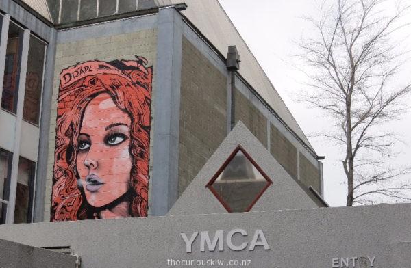 Christchurch Street Art by Drapl