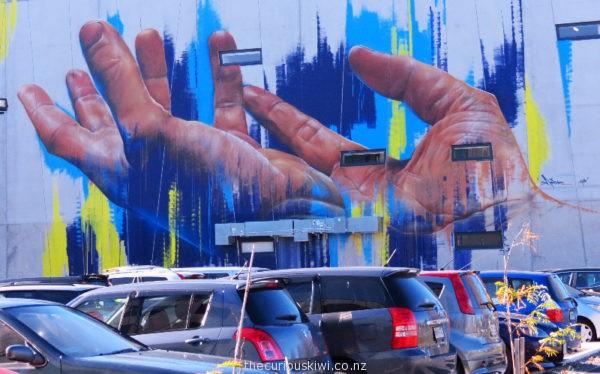 Christchurch Street Art by Adnate