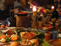 Feasting at Hobbiton – Evening Banquet Tour