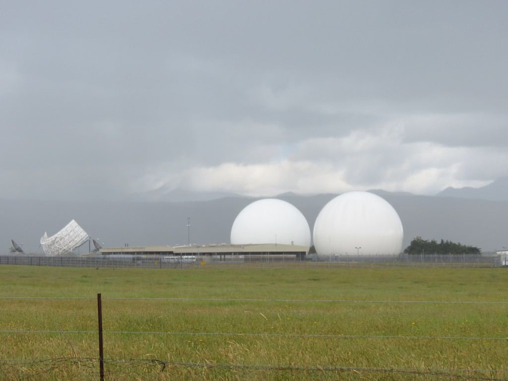 Waihopai Spy Base