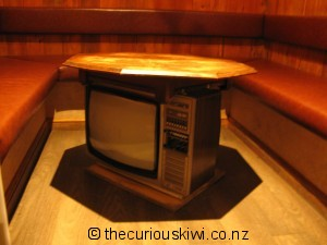 TV coffee table