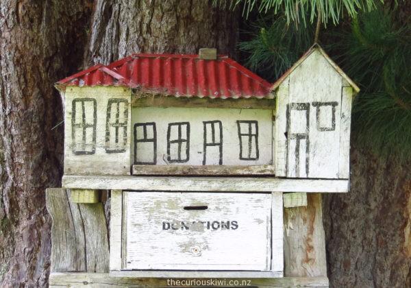 House letter box, St Arnaud