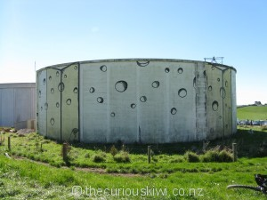 Cheese Hill monument/water tank