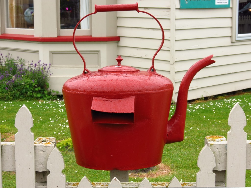 Borrowed from the water themed letter boxes