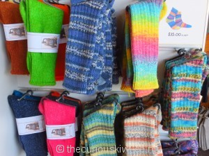 Hand cranked socks for sale