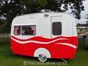 Beach Hop 2013 giveaway caravan