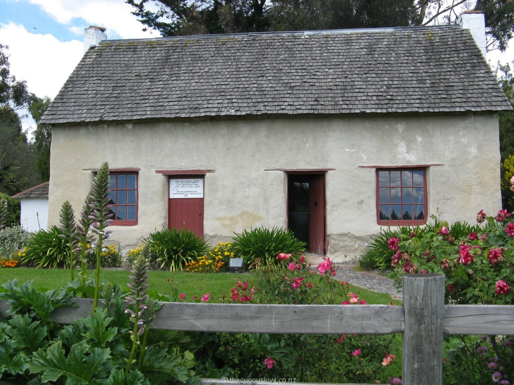 Cob cottage in Marlborough