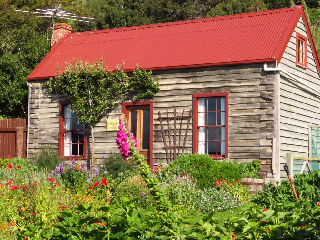 Crabapple Cottage on Otago Peninsula