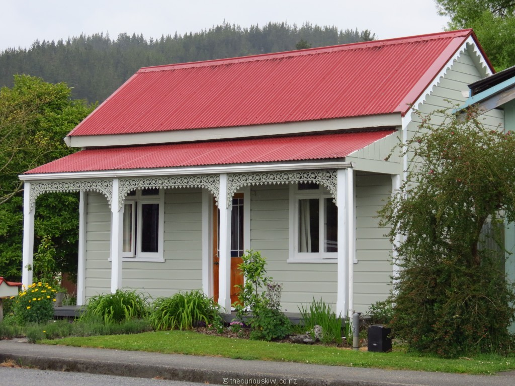 Miners Cottage in Reefton