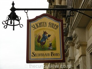 Slightly Foxed Secondhand Books