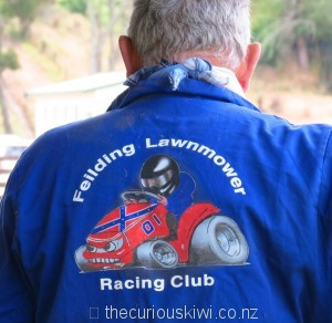 Feilding Lawnmower Racing Club