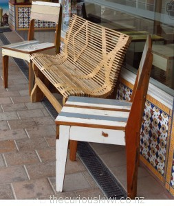 Chairs made by Rekindle