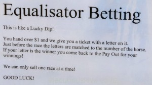 Lucky dip betting