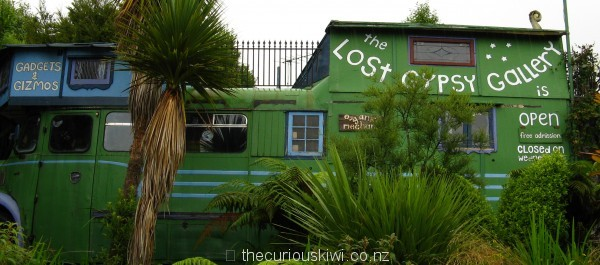Lost Gypsy Gallery, Papatowhai