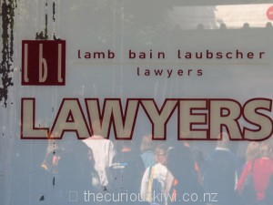 Lamb, Bain, Laubscher - no sign required