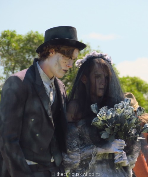Newly dead & nearly wed?