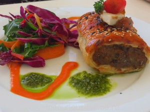 Sidetrack sausage roll