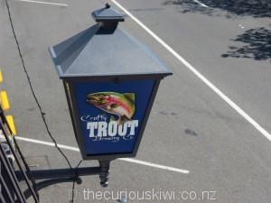 Crafty Trout lantern