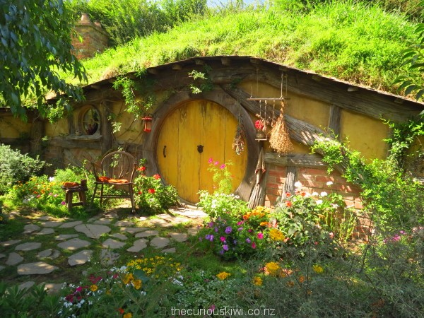 Our favourite Hobbiton photo