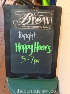 Friday is Hoppy Hour