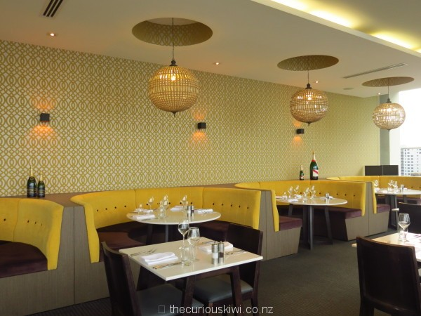Vue Restaurant - take a seat for evening dining and breakfast