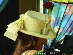 Gorgeous hat