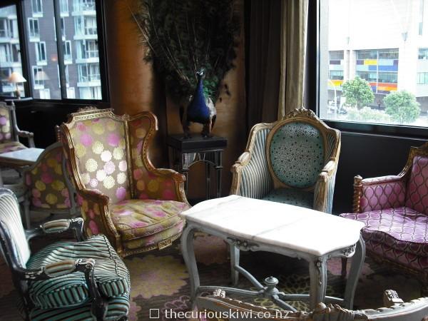 Hippopotamus Bar, Museum Art Hotel