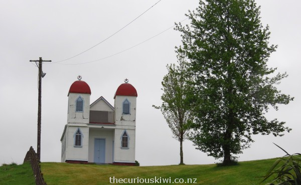Ratana Church at Raetihi