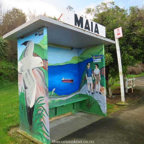 Locals were consulted about mural design & murals often reflected the history of the area